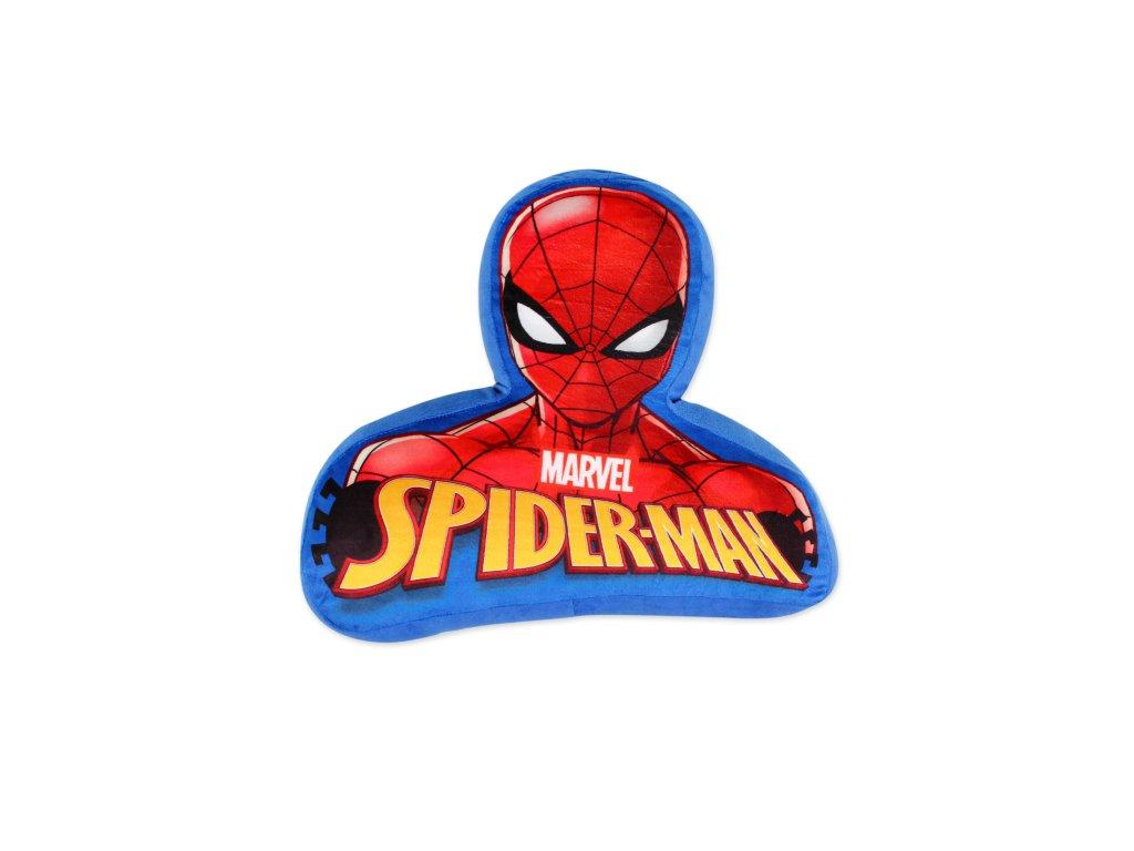 Plyšový polštář SPIDERMAN
