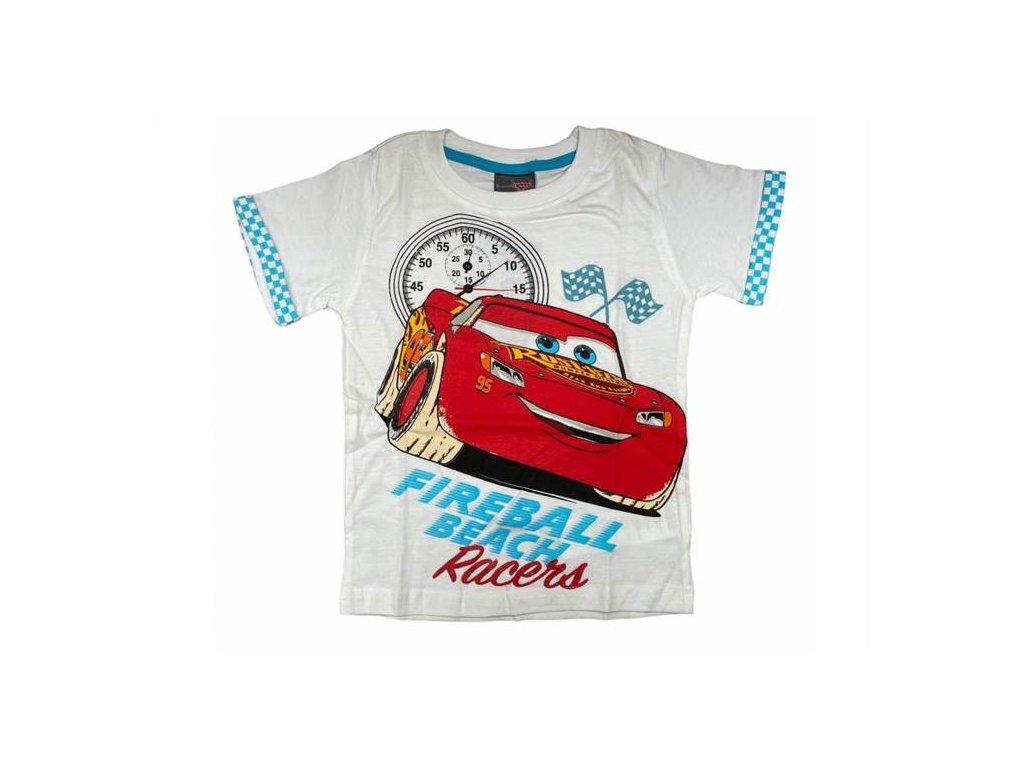 Tričko CARS kr. rukáv
