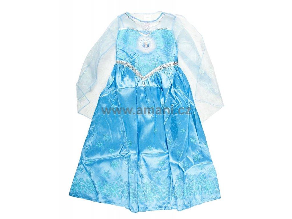 0827d8ec7472 Šaty - kostým FROZEN Elsa - Amani BBM s.r.o.