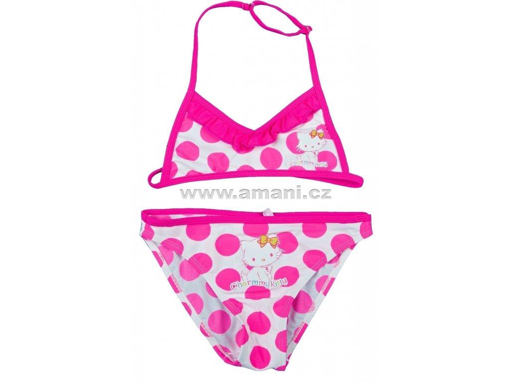 Plavky CHARMMY KITTY růžové