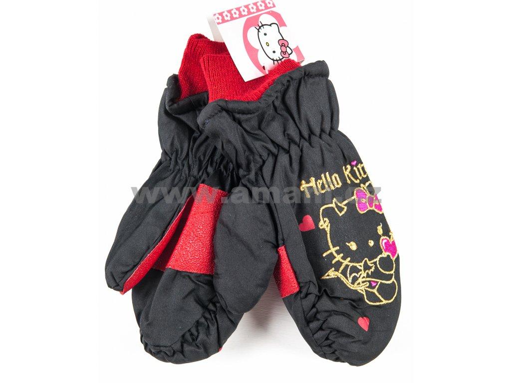 Rukavice - palčáky Hello Kitty