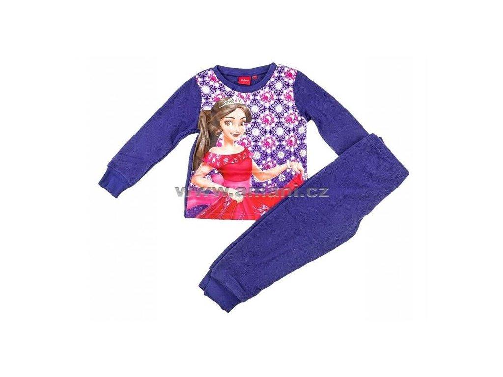 Pyžamo fleece ELENA Z AVALORU