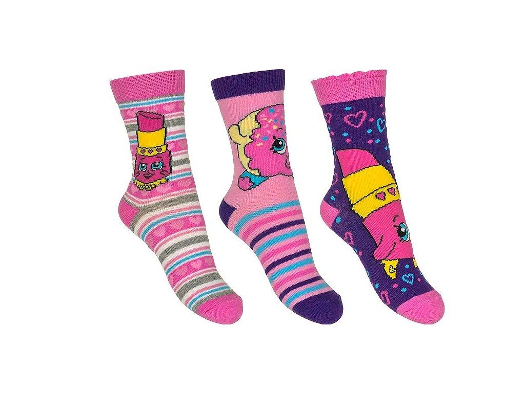 hq0689 socks for girls shopkins license wholesaler – kopie (2)