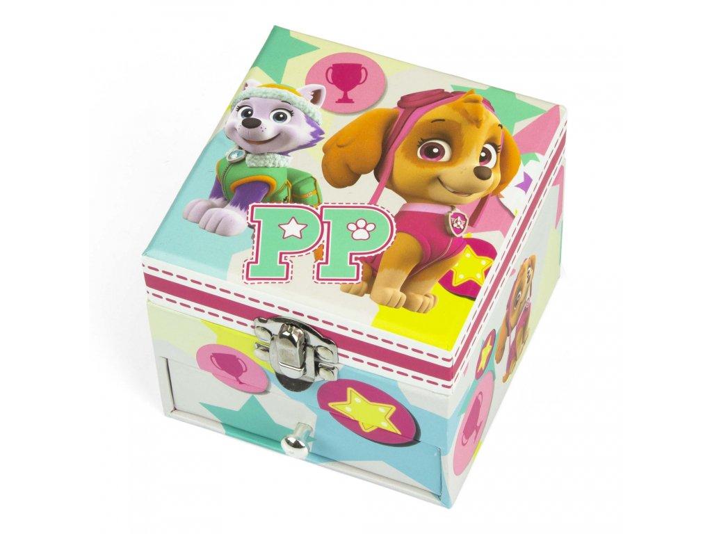 pw16196 paw patrol juwelry box wholesale distributor
