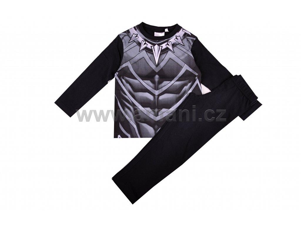 Pyžamo AVENGERS černé