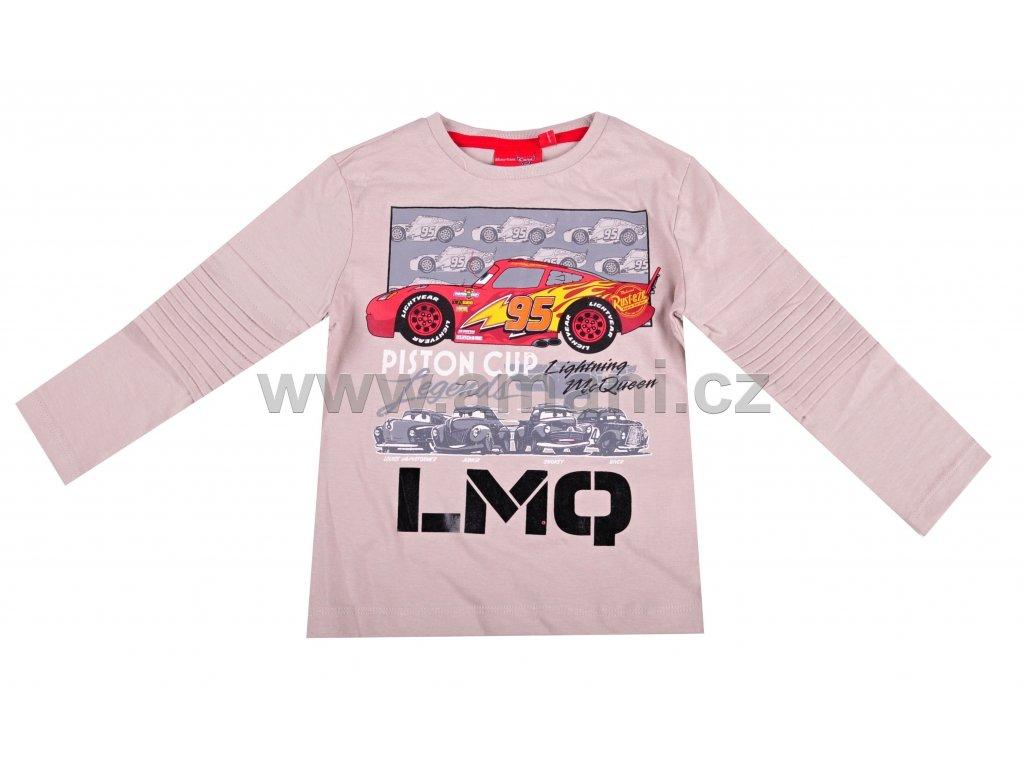 Tričko CARS béžové