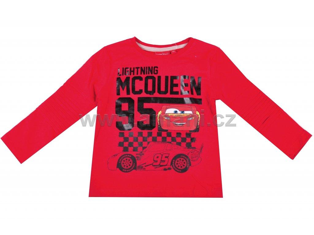 Tričko CARS červené