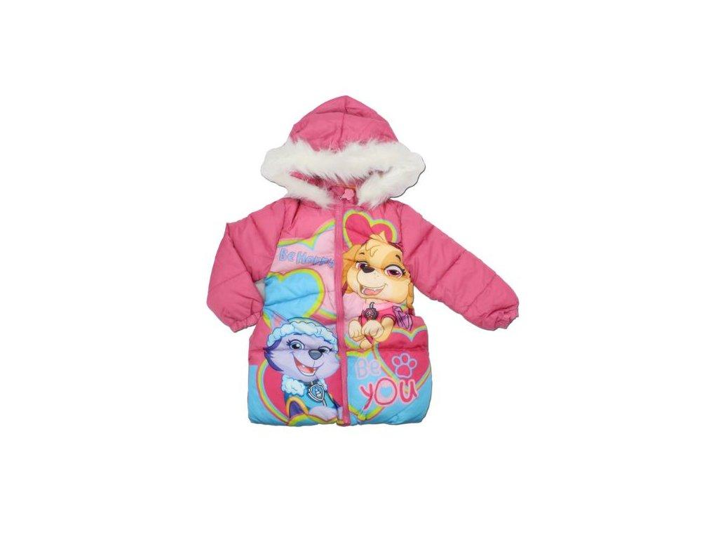 Zimní kabát TLAPKOVÁ PATROLA
