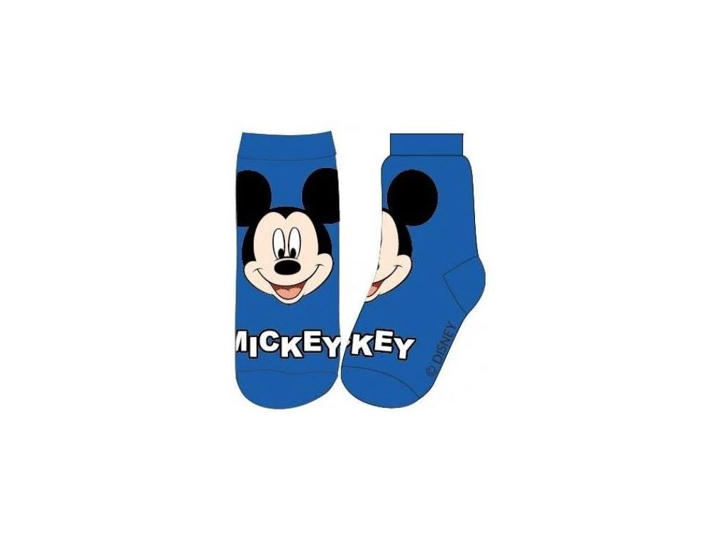 Ponožky MICKEY modré