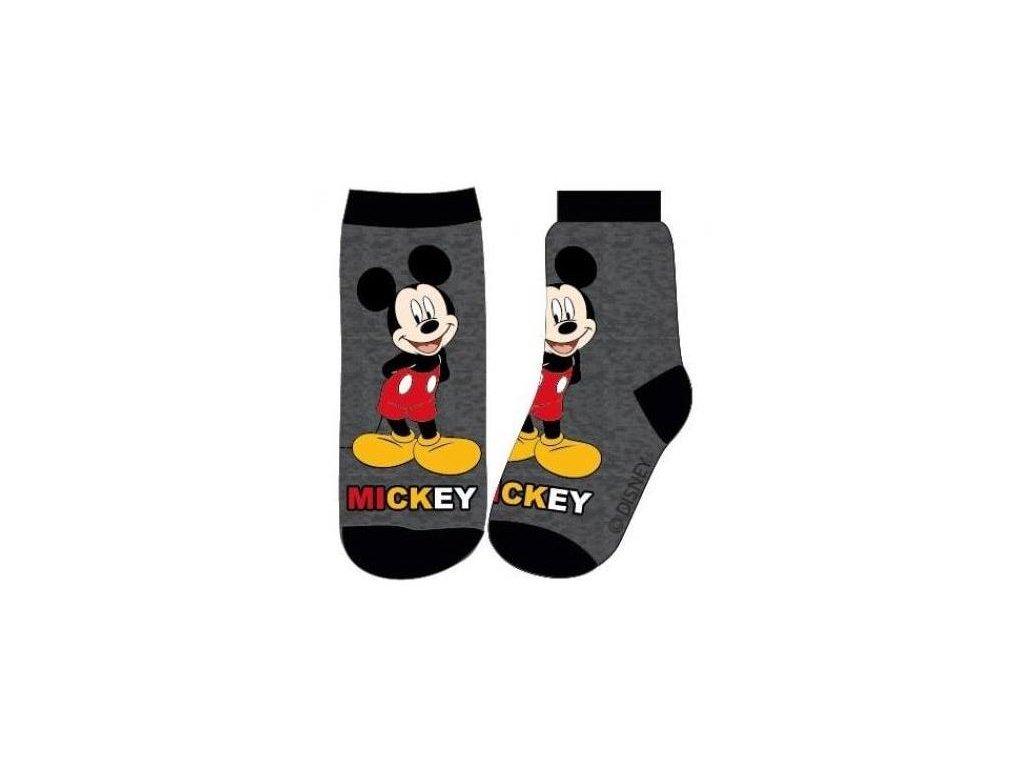 Ponožky MICKEY šedé