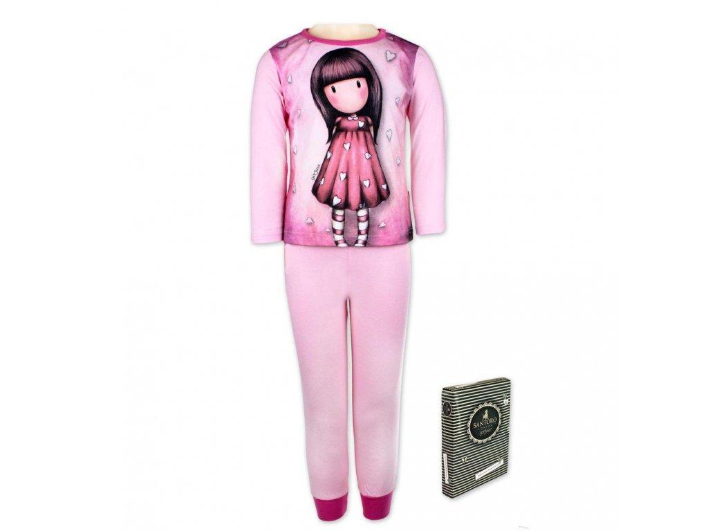 Pyžamo dívčí Gorjuss - Santoro London v dárkovém balení