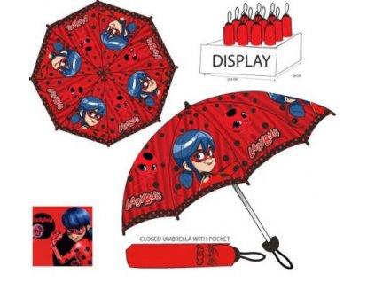 Skládací deštník LADY BUG
