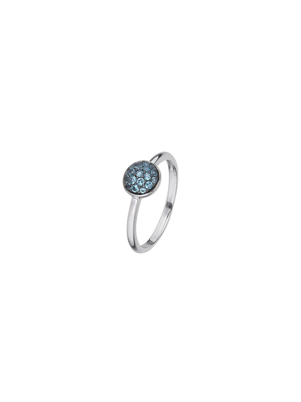 Blue Harmony prsten