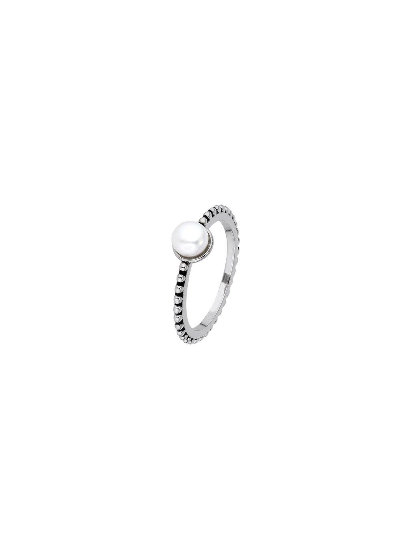 White Pearls prsten