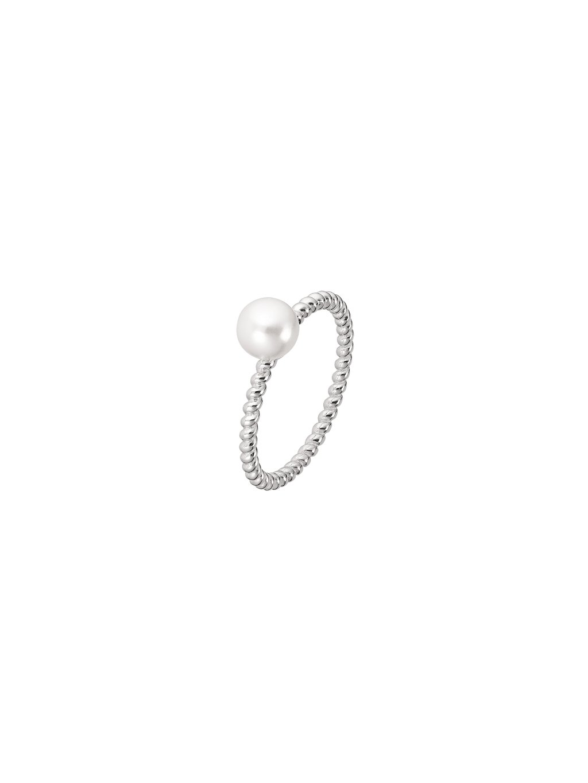 White Infinity prsten