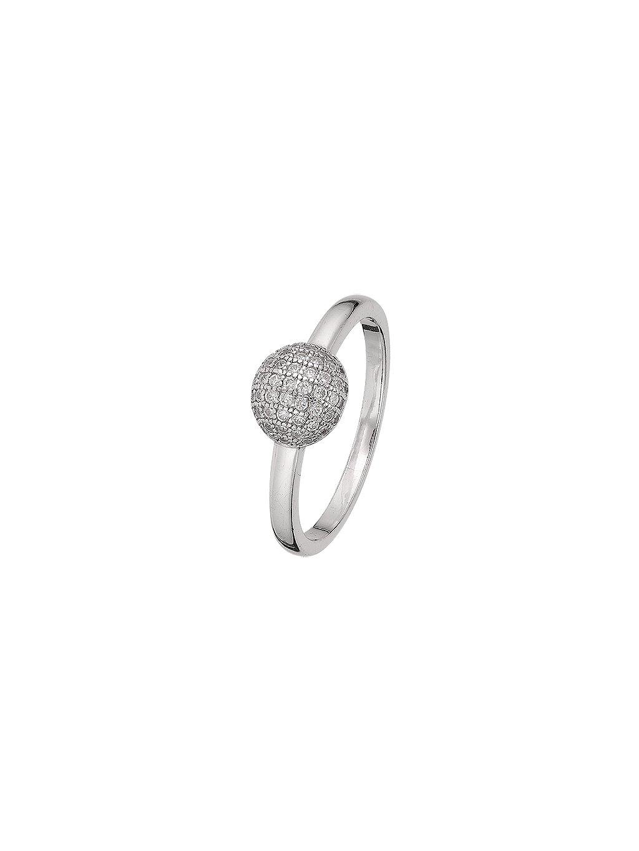 Stříbrný Meditation prsten