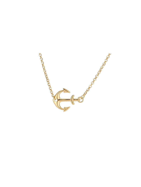 Náhrdelník Harmony pozlacený 18kt zlatem