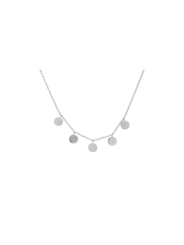 Harmony náhrdelník Stříbrný