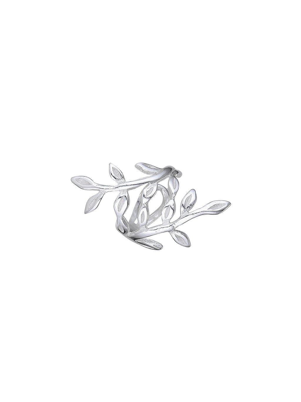 Stříbrný Clip na ucho
