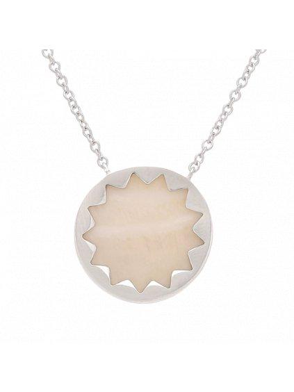 Náhrdelník Harmony s perletí