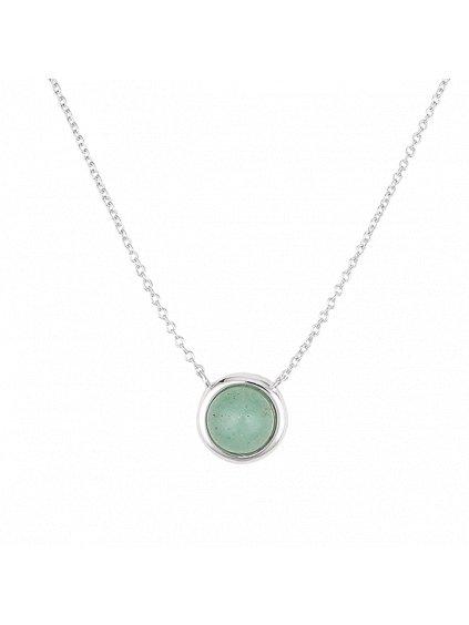 Stříbrný Confetti náhrdelník