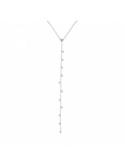 Perlový Harmony náhrdelník 50cm +17cm