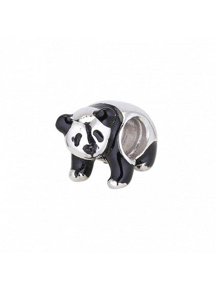 Stříbrný Spirit přívěsek Panda