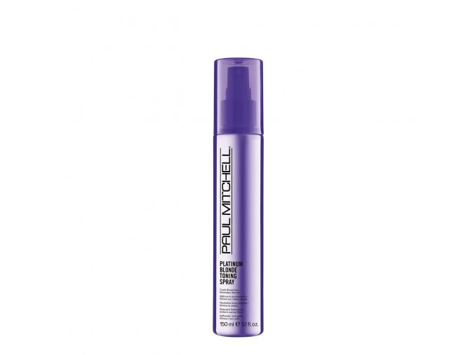 paul mitchell platinum blonde toning spray 5.1 oz 83871.1521049647