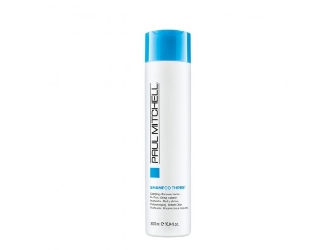 paul mitchell clarifying shampoo three 10.14 oz 91455.1521226203
