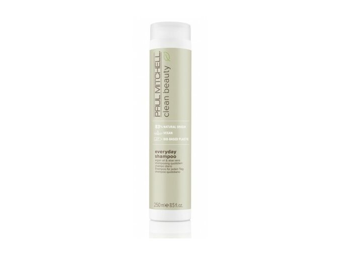paul mitchell clean beauty everyday shampoo 250ml