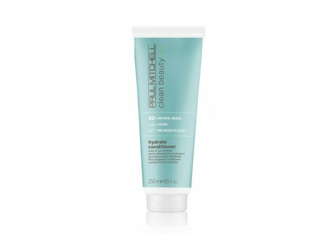 paul mitchell clean beauty hydrate conditioner 250ml