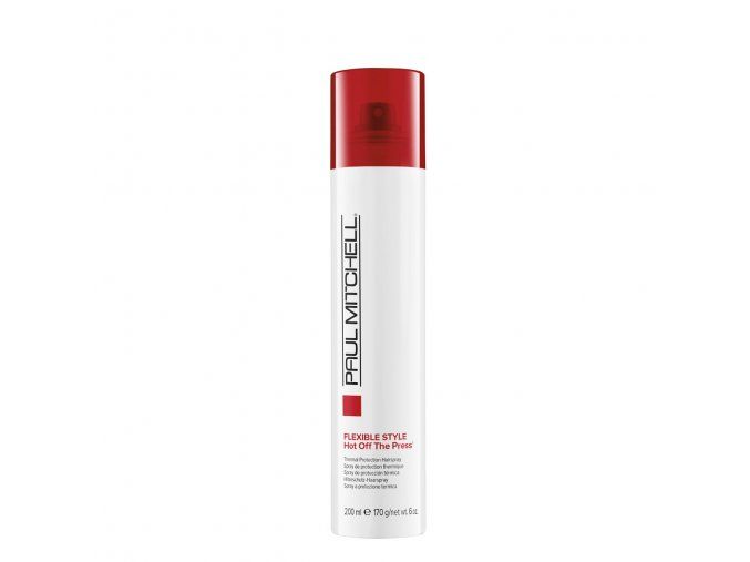 paul mitchell flexible style hot off the press 6 oz 27499.1521228952