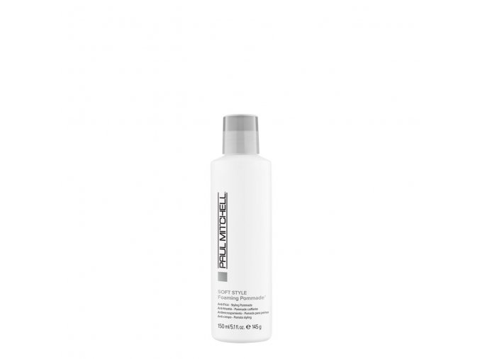 paul mitchell soft style foaming pommade 5.1 oz 41146.1521222844