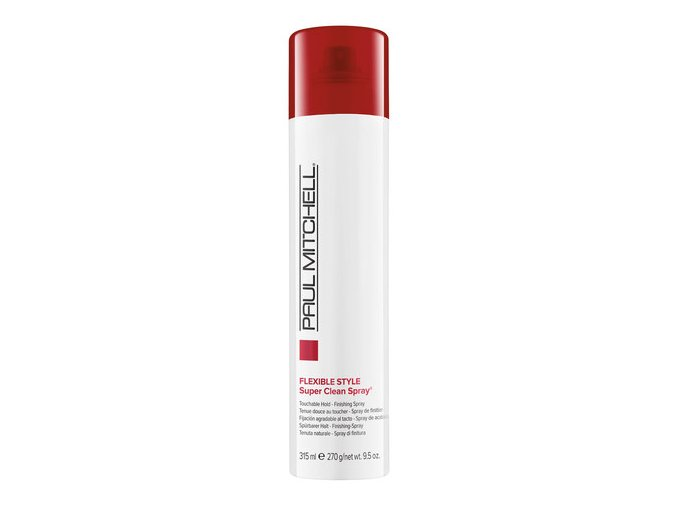 paul mitchell flexible style super clean spray 9.5 oz 29060.1521233588