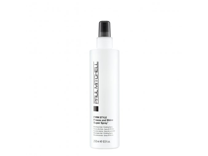 paul mitchell firm style freeze and shine super spray 8.5 oz 91898.1521229592