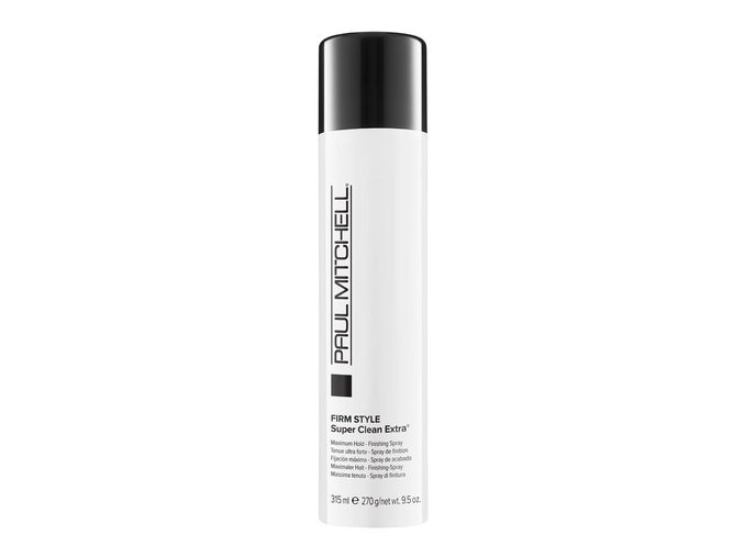 paul mitchell firm style super clean extra 9.5 oz 97676.1521233935