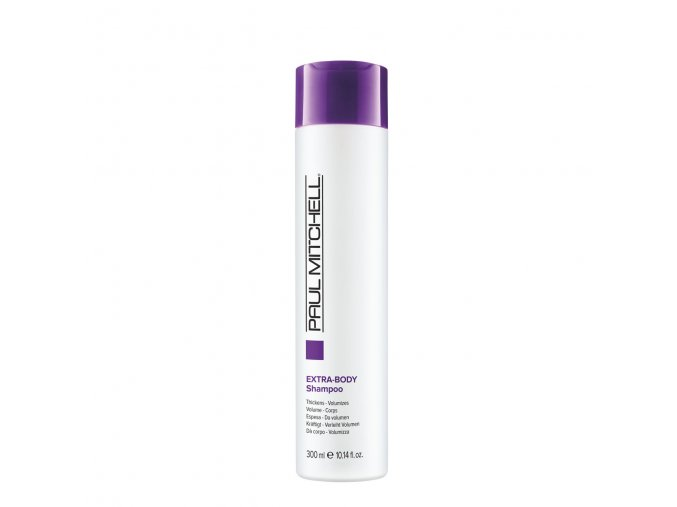 paul mitchell extra body shampoo 10.14 oz 13487.1521229805