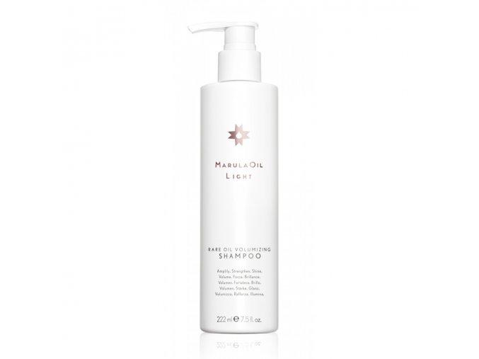 marula oil rare oil volumizing shampoo 222ml
