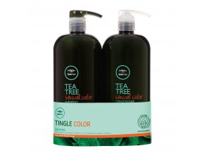 tingle tea tree special color liter duo set 35415.1543530165