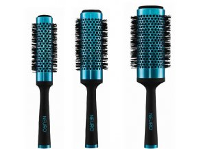 neuro round titanium brushes l
