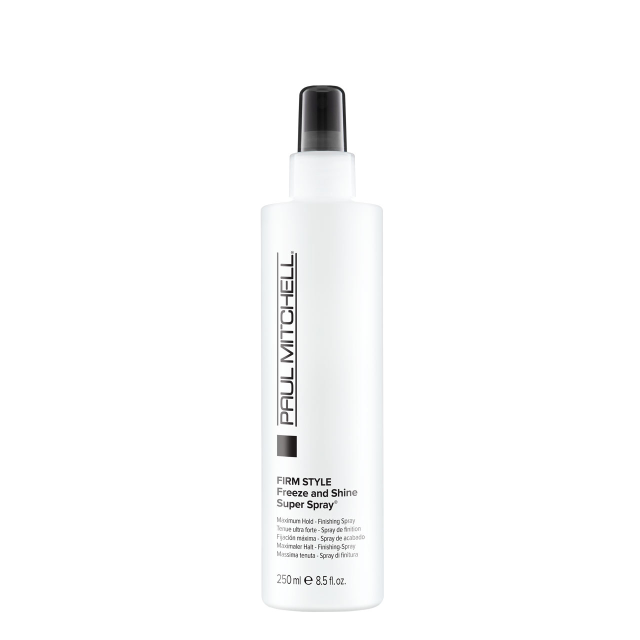 Freeze And Shine Super Spray obsah (ml): 250ml