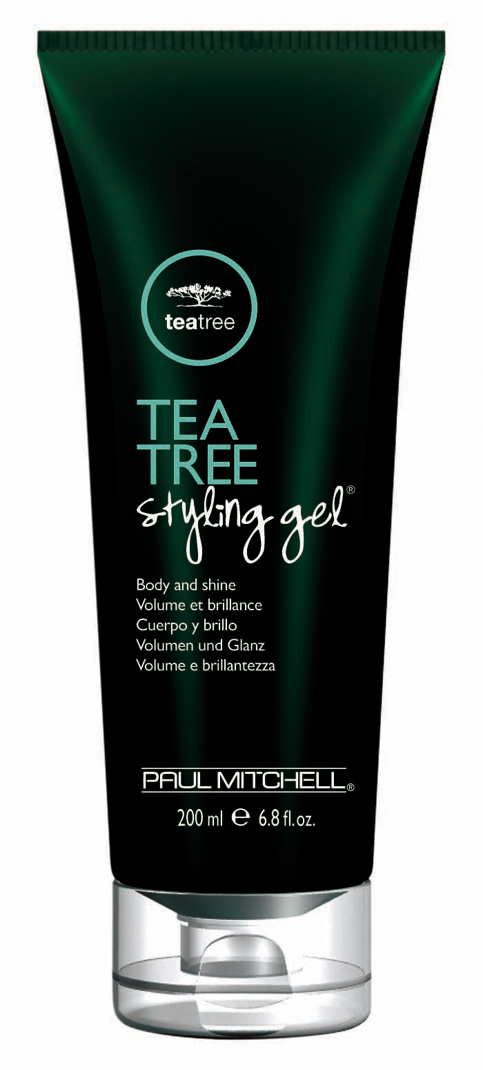 Tea Tree Special Styling Gel obsah (ml): 200ml