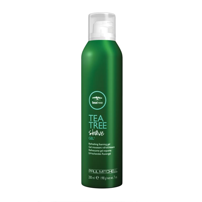 Tea Tree Special Shave Gel obsah (ml): 200ml