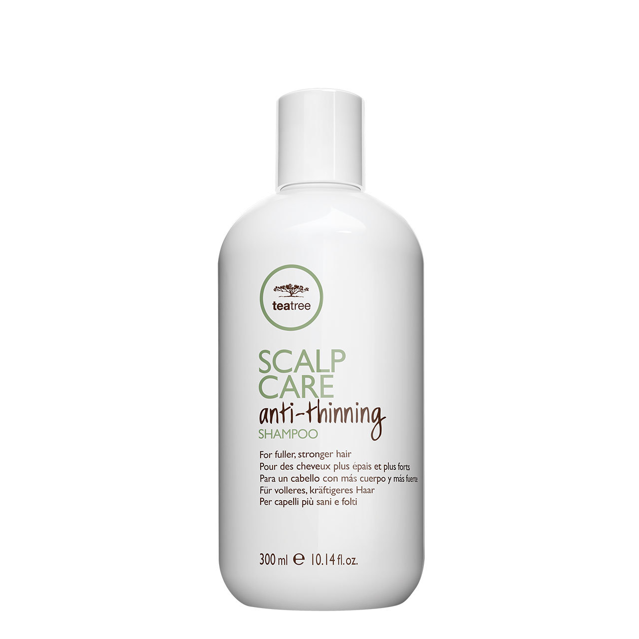 Scalp Care Anti-thinning Shampoo obsah (ml): 300ml