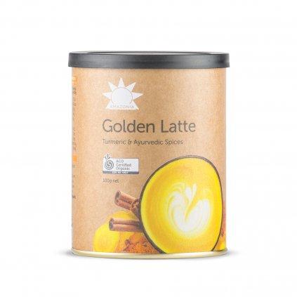 Lattes Golden Latte 100g FRONT WEB