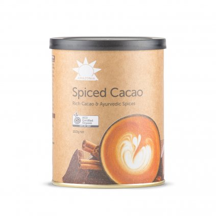 Lattes Spiced Cacao 100g FRONT WEB