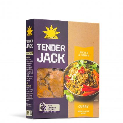 Tender Jack Organic Sri Lanka 300g Curry FRONT WEB