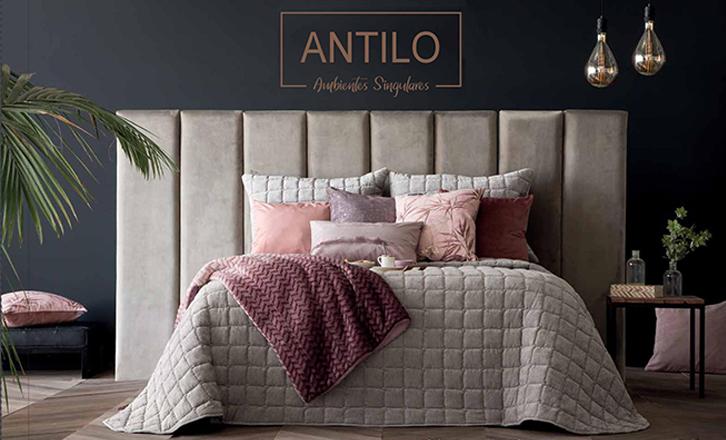 Přehozy Textil Antilo