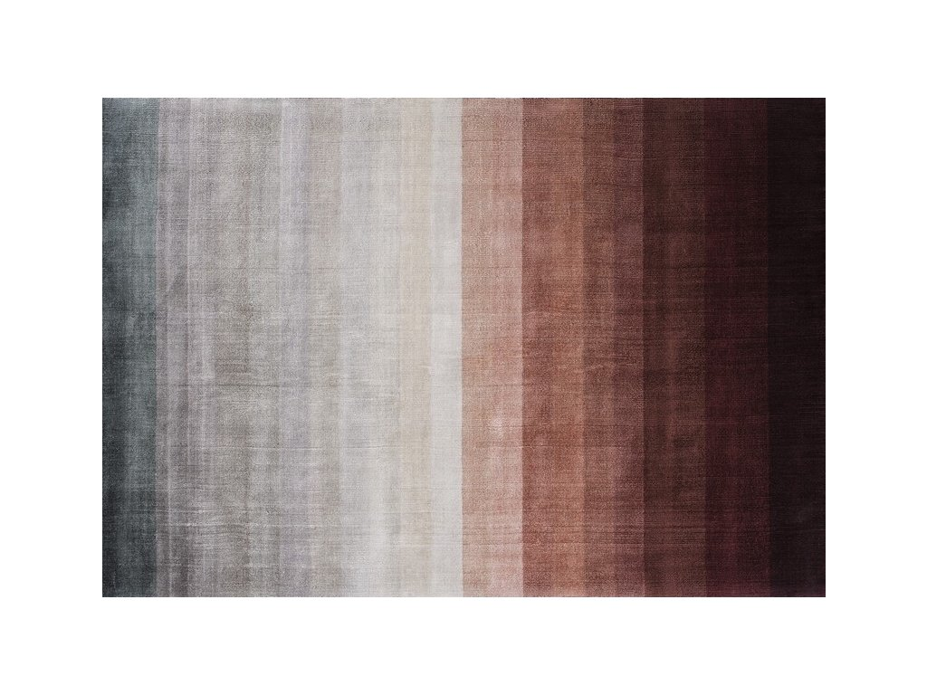 Duhový koberec Combination Peach