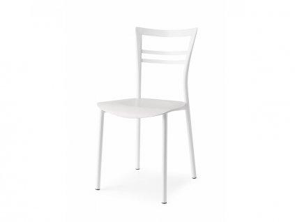 Jídelní židle GO!, kov, dřevo, CB1690